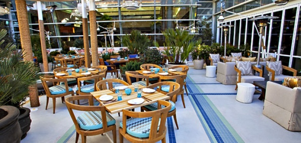Brian Malarkey's Seafood Empire Lands at Aria