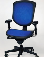Vitals Temics Heated And Cooled Office Chair