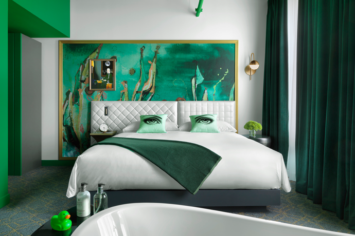 At This St. Louis Hotel, You Book Your Room Based on the Emotion It Evokes