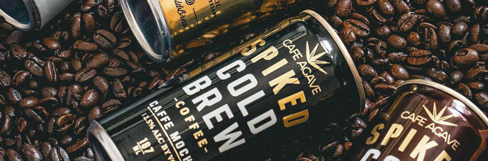 Wine-Spiked Cold Brew. In a Can.