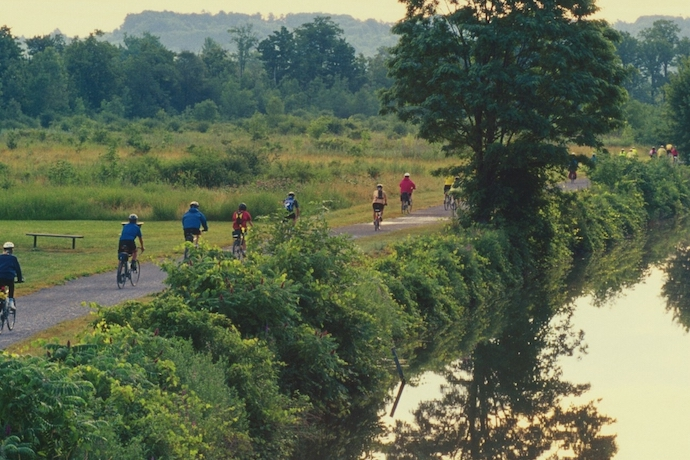 Walk From Manhattan to Canada on the Empire State Trail