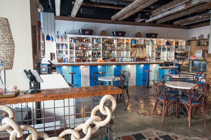 Greek Olive Tree Cafe New York