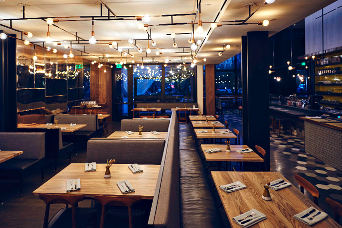 Best Restaurants Near The Broad Los Angeles