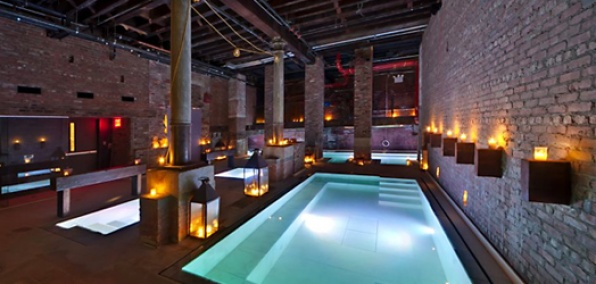 Aire Ancient Baths New York Baths Of Glory