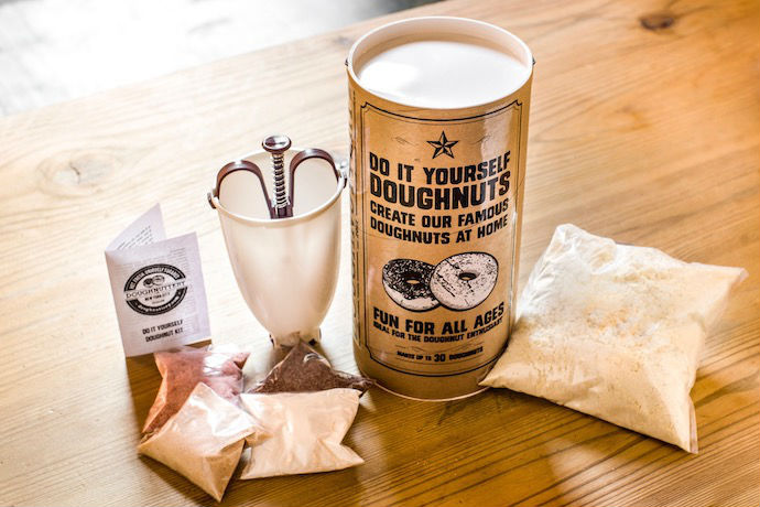 Make Doughnuts at Home with This DIY Kit from NYC's Doughnuttery