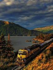 UD - Great Alaskan Beer Train