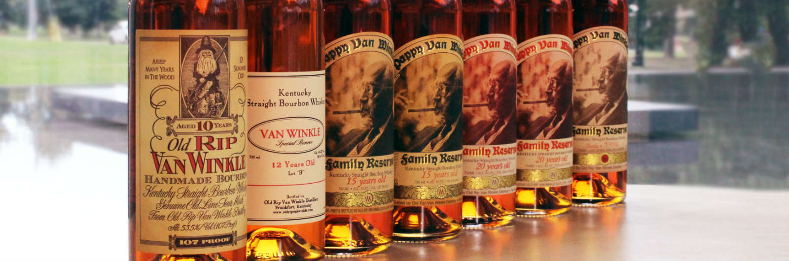 These Rare Bourbons Can Be Yours