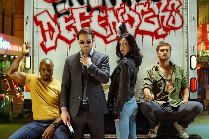 Your <em>Marvel's the Defenders</em> Cheat Sheet