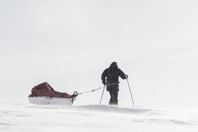 Shackleton Launches Expeditions to Test Your Mettle and Your Jacket