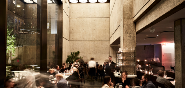 The Estela Guys Strike Again with Flora Bar, Beneath the Met Breuer