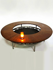 UD - Coffee Table Trampoline