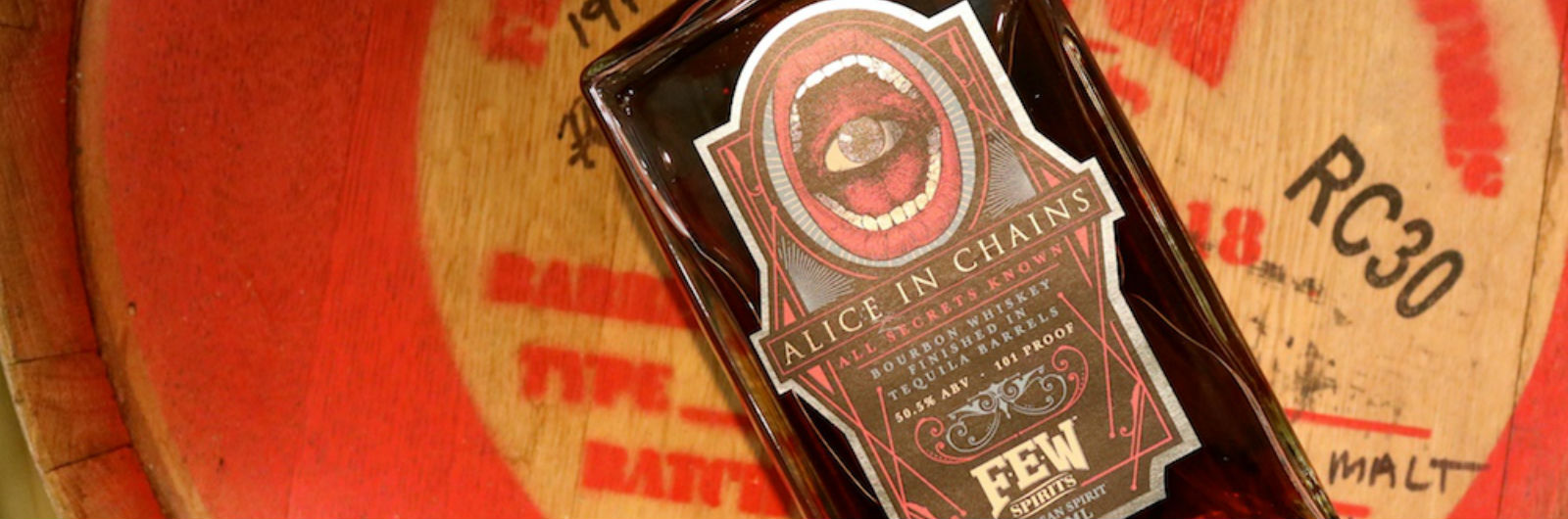 A Rare Bourbon Finished in Tequila Barrels