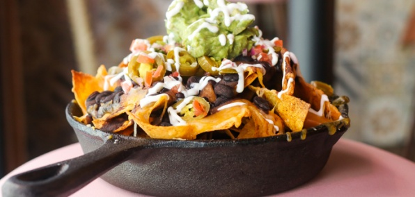 Toro Loco: An Attractive New Mexican Joint in FiDi