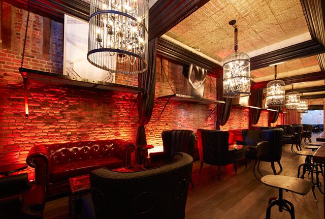 Barbarossa Lounge San Francisco Tied And True