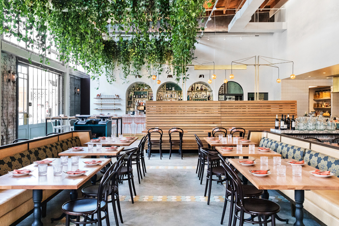 Bavel Los Angeles A Middle Eastern Hotspot From Bestia