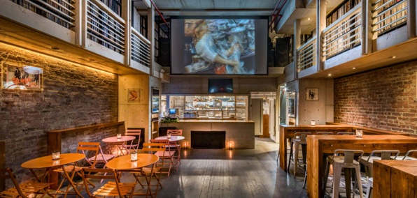 Turntable Rock Café and Lounge: A Casual Korean Gastropub With a Serious Sound System