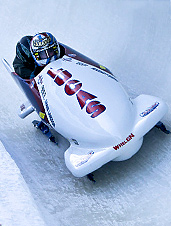 UD - The Bobsled Track at Utah Olympic Park