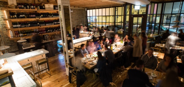 The Perfect New York City Wine Bar Arrives in Lakeview