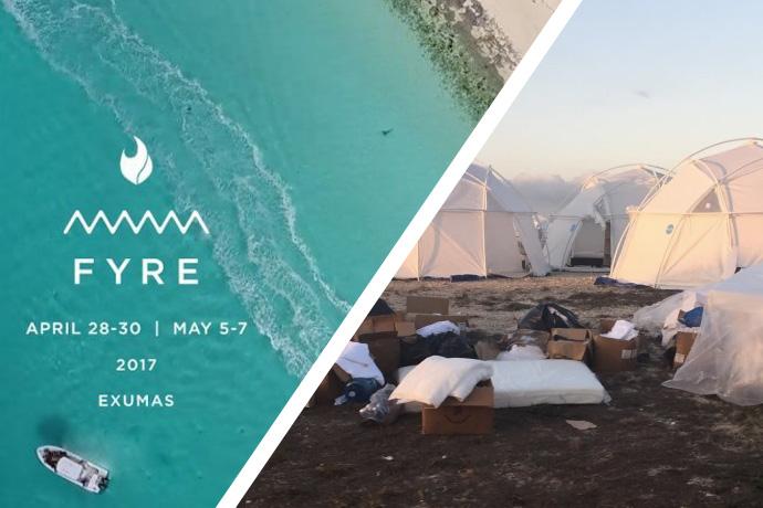Fyre Festival Disaster Relief Fund