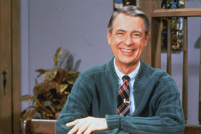 Can Anyone Be as Good of a Neighbor as Mister Rogers?