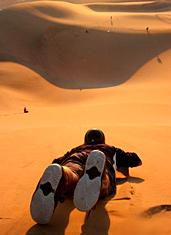 UD - Swakopmund Sandboarding