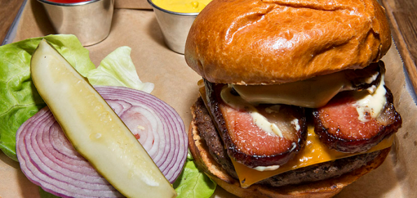 Each of These Burgers Was Inspired by a Different Chicago Neighborhood