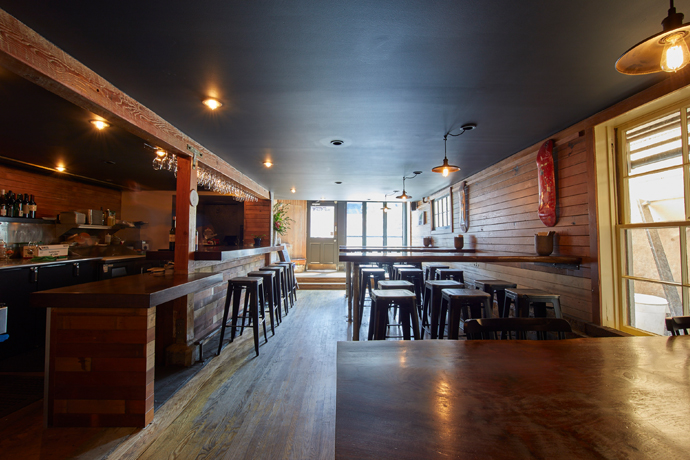 A Semi-Subterranean Wine and Beer Date on Divis