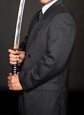 Tuxedo Samurai