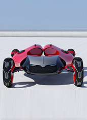 UD - Modular Motorcycles/Car