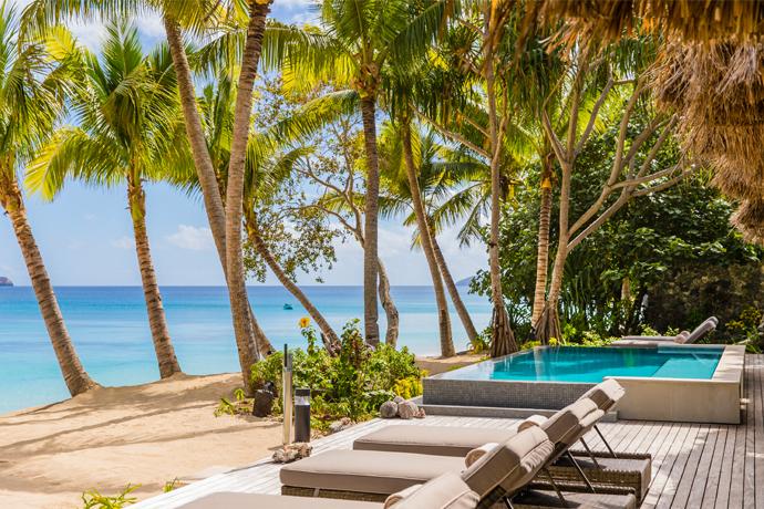 A Private Island in Fiji Called Kokomo