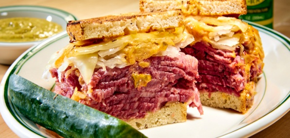An Extremely Famous, Authentic Jewish Deli From L.A.
