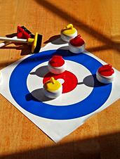UD - Desktop Curling Game