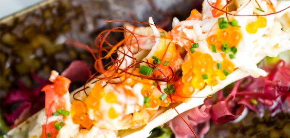A Crash Course in Naschen-Style Dining From Matthias Merges and Graham Elliot