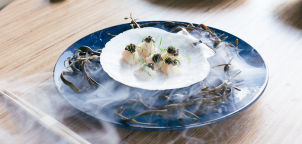 River Yacht Club's New Waterfront Japanese Restaurant Is Something Special