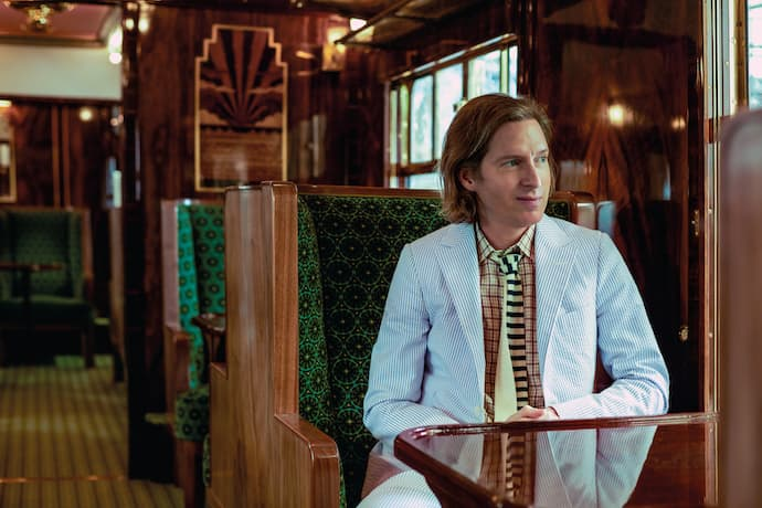All Aboard This Wes Anderson-Designed Train