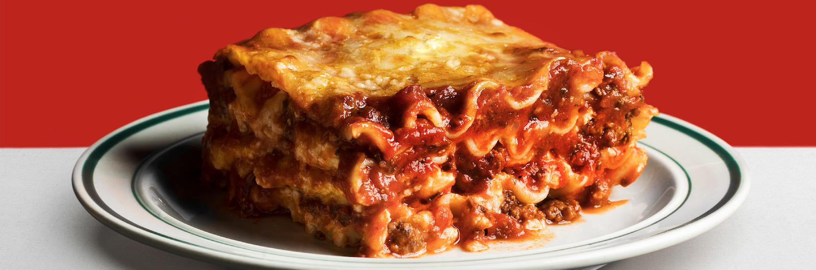 Here's a Cookbook All About Lasagna