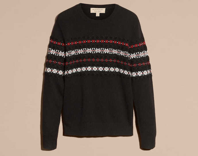 10 Not-So-Ugly Holiday Sweaters | 'Tis the Season to Be Stylishly ...