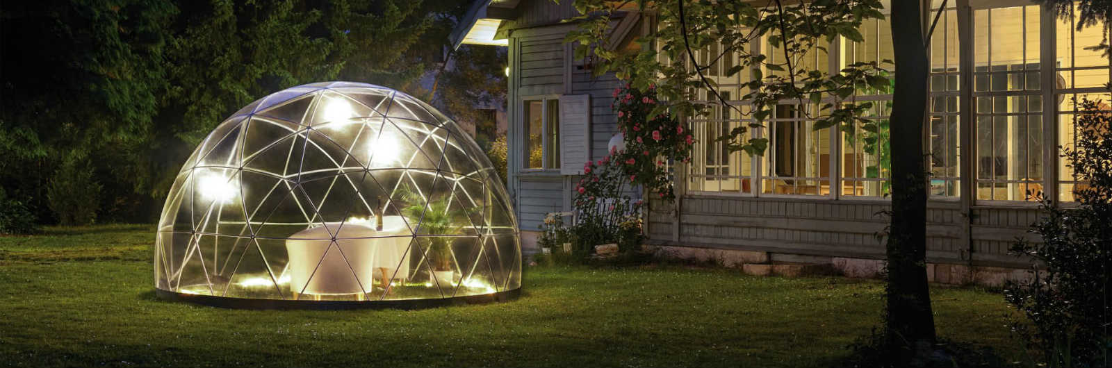 An Igloo You Can Inhabit Year-Round