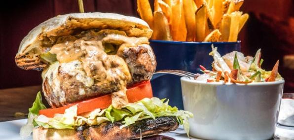 David Burke Has Concocted an Impressive Burger