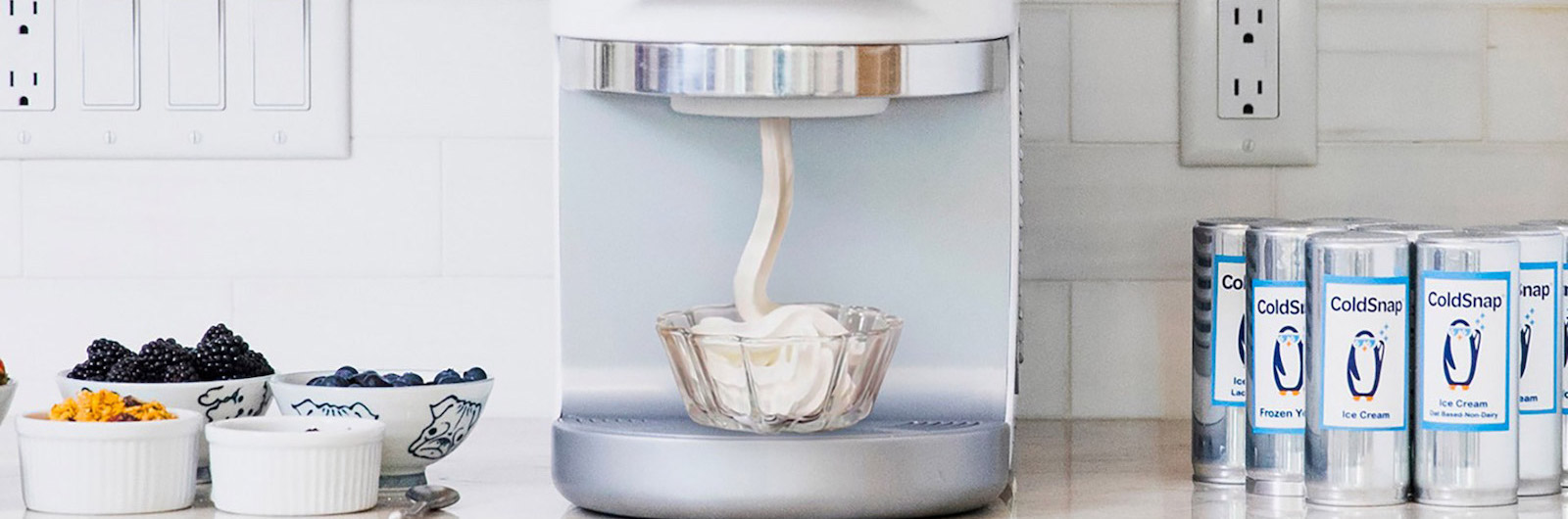 Coldsnap Is Like a Keurig for Ice Cream