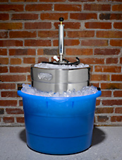 UrbanDaddy - Keg Service at Dixie's Dam Country Bar