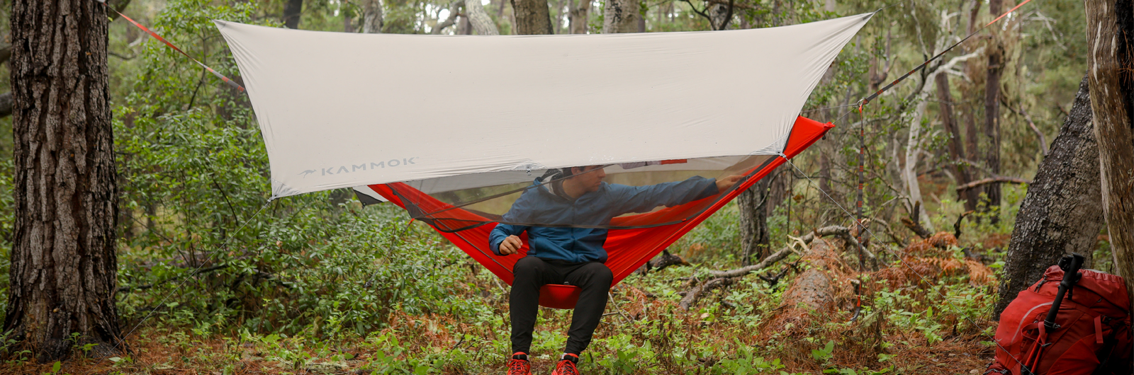 A Hammock Tent, Kith x Versace and the Lululemon of Suits