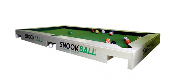 australia hire melbourne snookball ball snookie table party soccer stargames pool