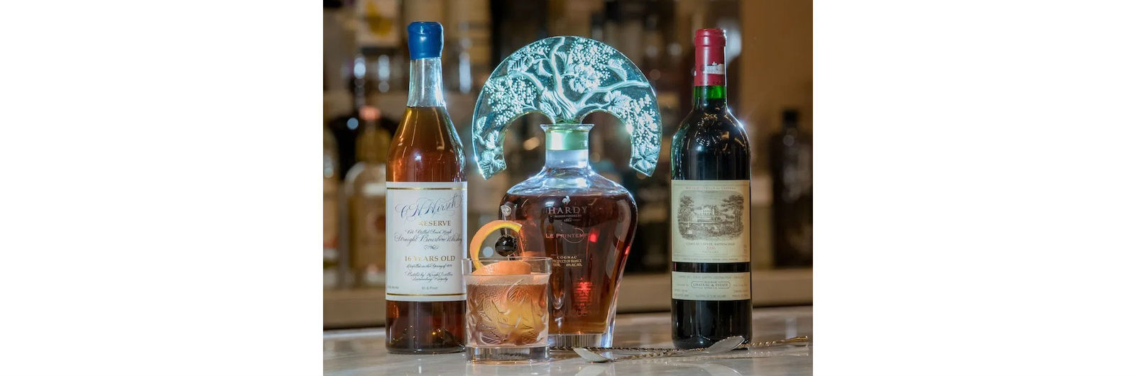 This Rare Cocktail Costs $10,000