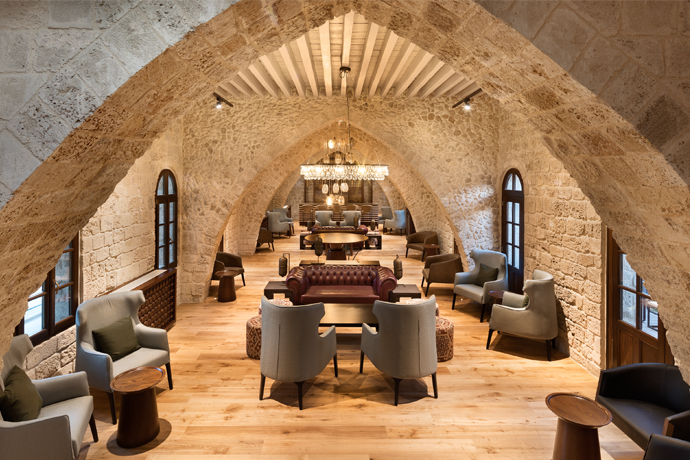 Sure, Your Hotel In Tel-Aviv Was Once An Ottoman Jail...
