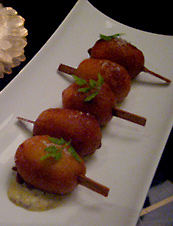 UrbanDaddy - Lobster Corn Dogs