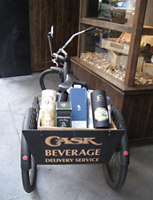 UrbanDaddy - Cask Bike Delivery