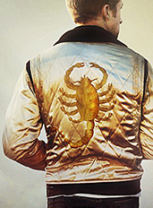 Scorpion King The Scorpion Jacket From Drive