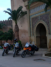 UD - Moroccan Motorcycle Tour