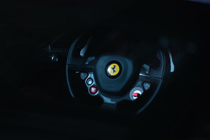 It's Driver's Ed. for Vintage Ferraris